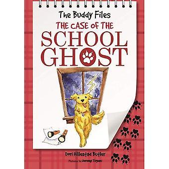 Buddy filer: Fallet Andens skola (bok 6) (Buddy filer