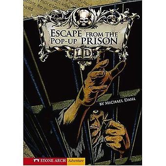 Fly från popup-fängelset (Library of Doom)