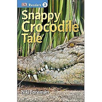 DK-Leser-L3: Bissige Krokodil Tale (DK-Leser: Stufe 3)