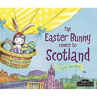 The Easter Bunny comes to Scotland