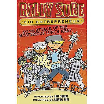 Billy se garoto empreendedor e o ataque da misteriosa almoço carne (Billy certeza garoto empreendedor)
