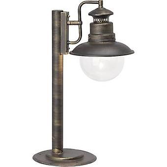 Brilliant 46984/86 Artu Outdoor free standing light Light bulb E-27 60 W Black, Gold