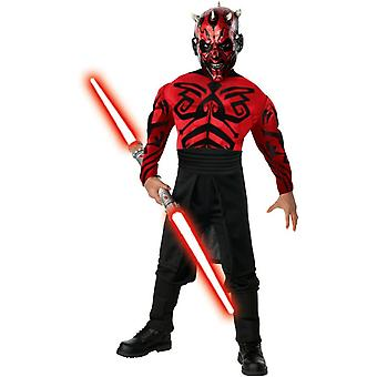 Star Wars Darth Maul Kas Yetişkin Kostüm