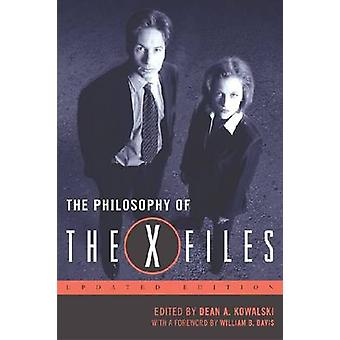 Filosofin av The XFiles uppdaterade upplagan av Kowalski & Dean A.