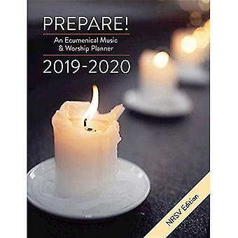 Voorbereiden! 2019-2020 NRSV editie: een oecumenische muziek & Worship planner
