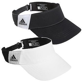 adidas Golf Mens Low Crown Adjustable Visor Hat
