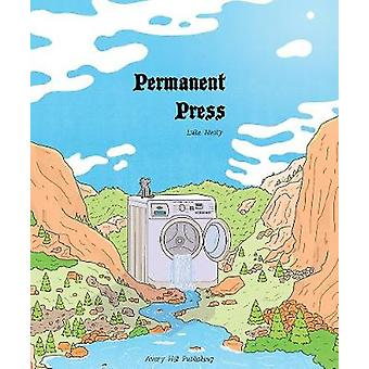 Permanent Press by Luke Healy - 9781910395332 Book