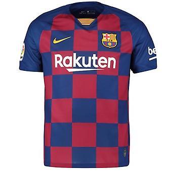 2019-2020 Barcelona Home Nike camiseta de fútbol