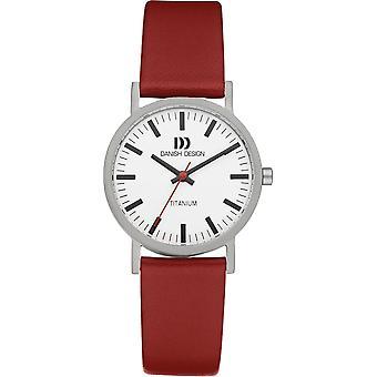Diseño danés señoras reloj IV19Q199 Rhine