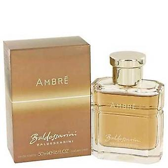 Baldessarini Ambre By Hugo Boss Eau De Toilette Spray 1.7 Oz (men) V728-440209