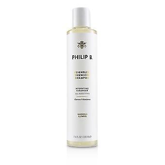 Philip B gewichtloze Volumizing shampoo (alle haar types)-220ml/7.4 oz