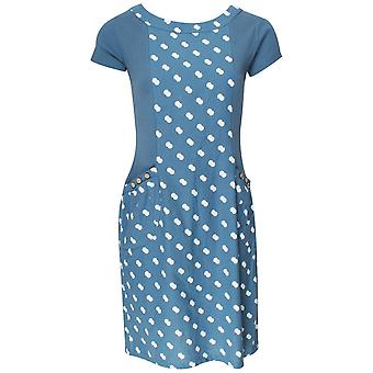 Alice Collins Capped Sleeve Sun Dress With Pockets