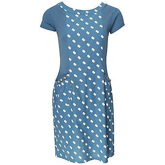 أليس كولينز توج فستان الشمس الأكمام مع جيوب