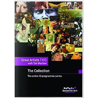 Great Artists Two [DVD] USA import