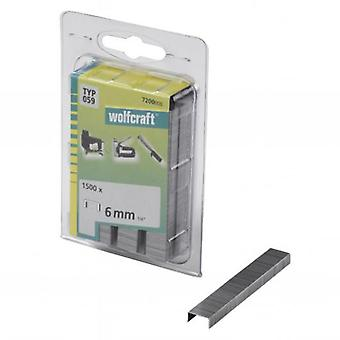 Wolfcraft Wide loin staples (DIY , Tools , Consumables and Accessories)