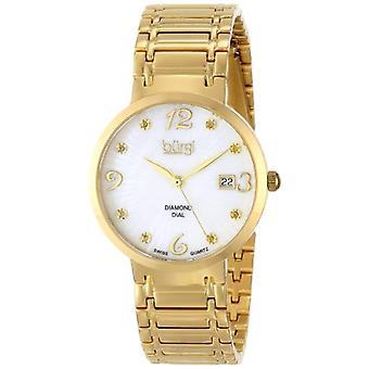 Burgi Clock Woman Ref. BUR086YG