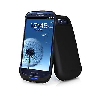 iWALK 2800mAh Chameleon Power Case for Samsung Galaxy S3 - Black