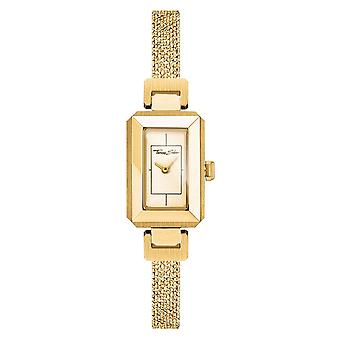 Thomas Sabo ure Thomas Sabo glam & Soul mini vintage Gold Watch WA0331