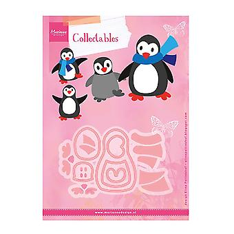 Marianne Design Collectables Cutting Dies - Eline's Penguin