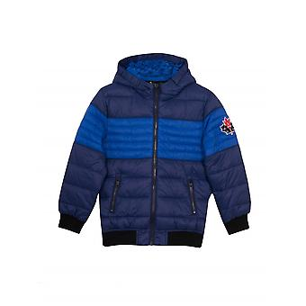 Elch Knuckles Junior Navy Blue Peel Jacke
