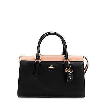 Coach women's handbag black 39288