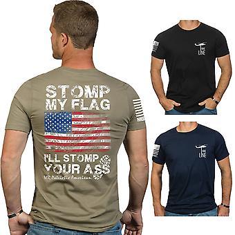 Nine Line Apparel I'll Stomp You Short Sleeve T-Shirt