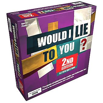Would I Lie To You 2nd Edition