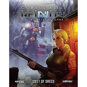 The Cost of Greed Infinity RPG