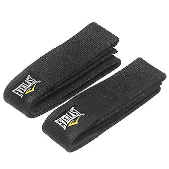 Everlast Unisex Dead Lift Straps Weight Lifting Hand Support