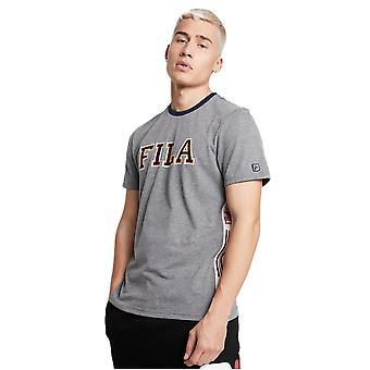 Tee shirt logo Hank-Fila