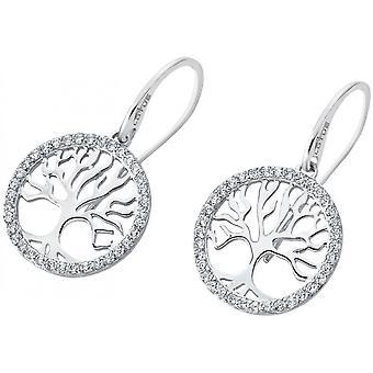 TREE OF LIFE Silver earrings earrings Lotus Silver TREE OF LIFE LP1779-4-1-