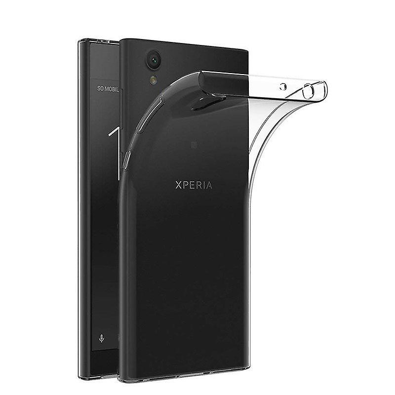 iCoverCase | Sony Xperia L1 |  Transparent TPU Skal