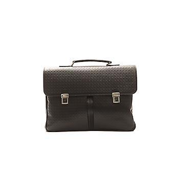 Briefcase Black Billionaire Man