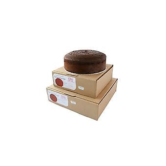 """Sweet Success Chocolate Genoese Sponge Cake - Redondo - 12"""""""