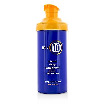 It's A 10 Miracle Deep Conditioner Plus Keratin - 548ml/17.5oz