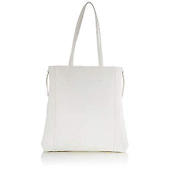 Tom Tailor Denim Rubi - White Women's Tote Bags (Wei) 48x41x8 cm (W x H L)