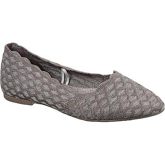 Skechers Womens Cleo Honeycomb Slip On Casual Dress Shoes