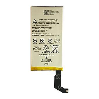 Google Phone Battery for Pixel 4 2800 mAh Battery Replacement Battery Accessories Memory