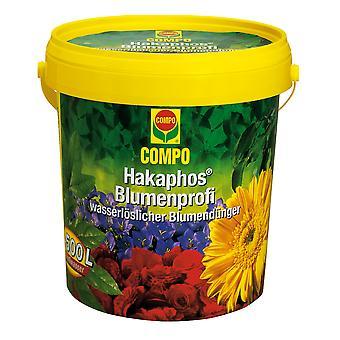 COMPO Hakaphos Flower Professional, 1.2 kg