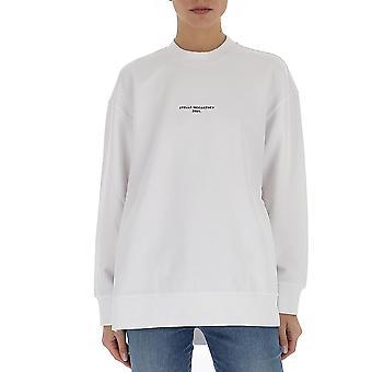 Stella Mccartney 600420snw609000 Women's White Cotton Sweatshirt