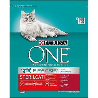 Pro Plan Pienso Sterilcat Buey y Trigo (Cats , Cat Food , Dry Food)