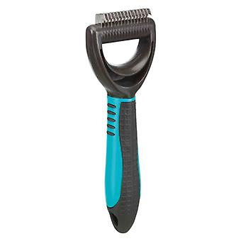 Trixie Plastic Universal Groomer (Dogs , Grooming & Wellbeing , Brushes & Combs)