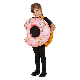 småbarn donut fancy kjole kostyme en størrelse