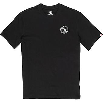 Élément Men-apos;s T-Shirt - Cuisine noire