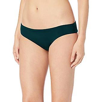 Billabong Kvinner & apos;s Sol Searcher Hawaii Lo Bikini Bunn Dyp Jade Medium