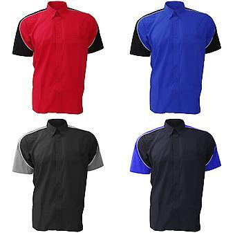 Formula Racing® Sebring Short Sleeve Shirt / Mens Shirts
