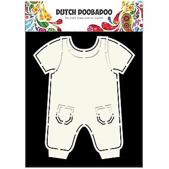 Dutch Doobadoo Dutch Card Art Stencil dungarees A5 470.713.628