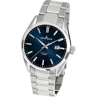 Jacques Lemans - Wristwatch - Men - Derby Automatic - Automatic - 1-1846.1E
