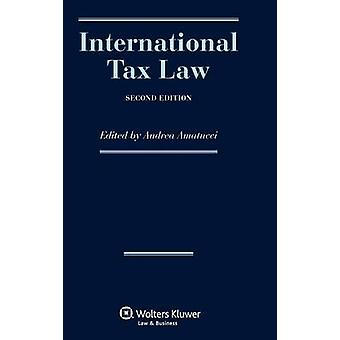 International Tax Law  Second Revised Edition by Amatucci