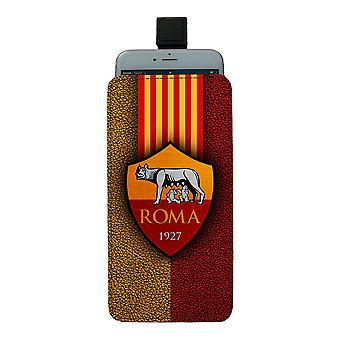 AS Roma Large Pull-up Mobile Bag